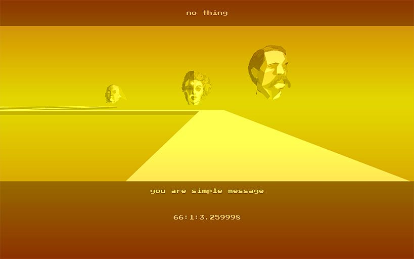 no thing game by Evil Indie Games
